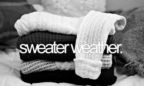 sweater weather horseshoes amp ponytails